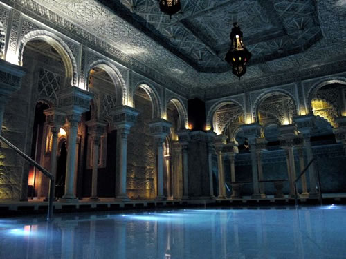 The Hammam Arab Baths